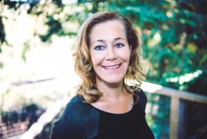 Heather Capitanich, Licensed Estetician and Owner of Radiance Salon in Aptos
