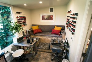 Manicure Pedicure Room Radiance Salon & Skin Care in Aptos, California